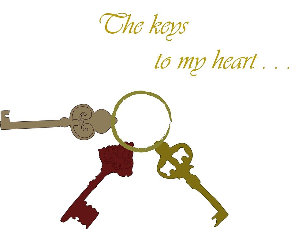 keys to heart by torideb
