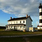 Bodie Island Lighthouse 1 by John Caddell