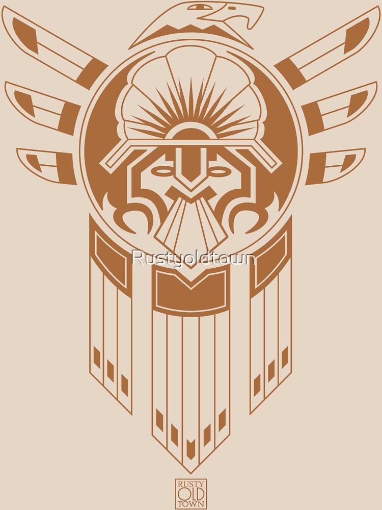 Inca Bird Tattoo | Unisex T-Shirt