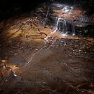 Cataract Falls, Blue Mountains, NSW by Dot Radley