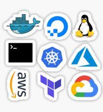 Devops Combo Pack (med+) Sticker