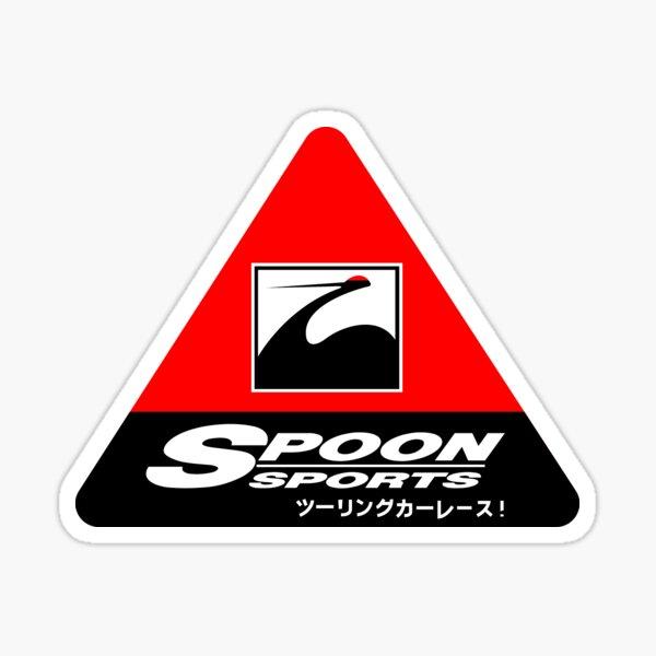 Spoon Sports - Grue Sticker