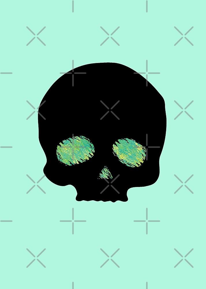Skullneo by KyasiaJ