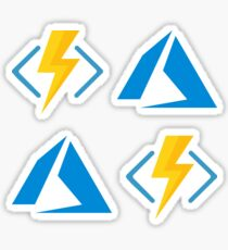 Azure Serverless Combo Pack Sticker