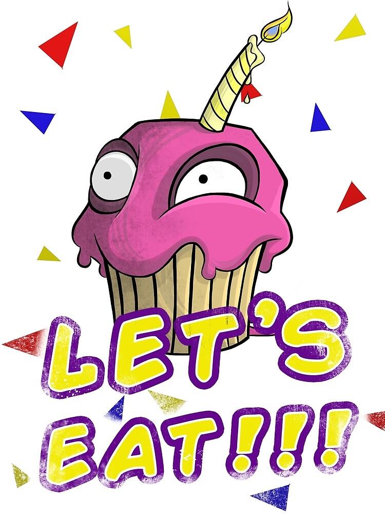Let's Eat!!! by Kallistiae