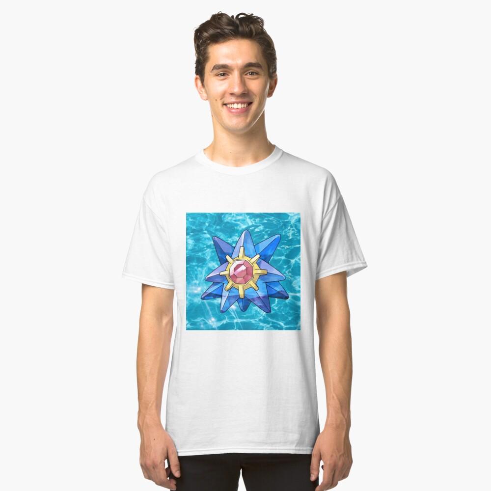Zafiro Starmie Camiseta clásica