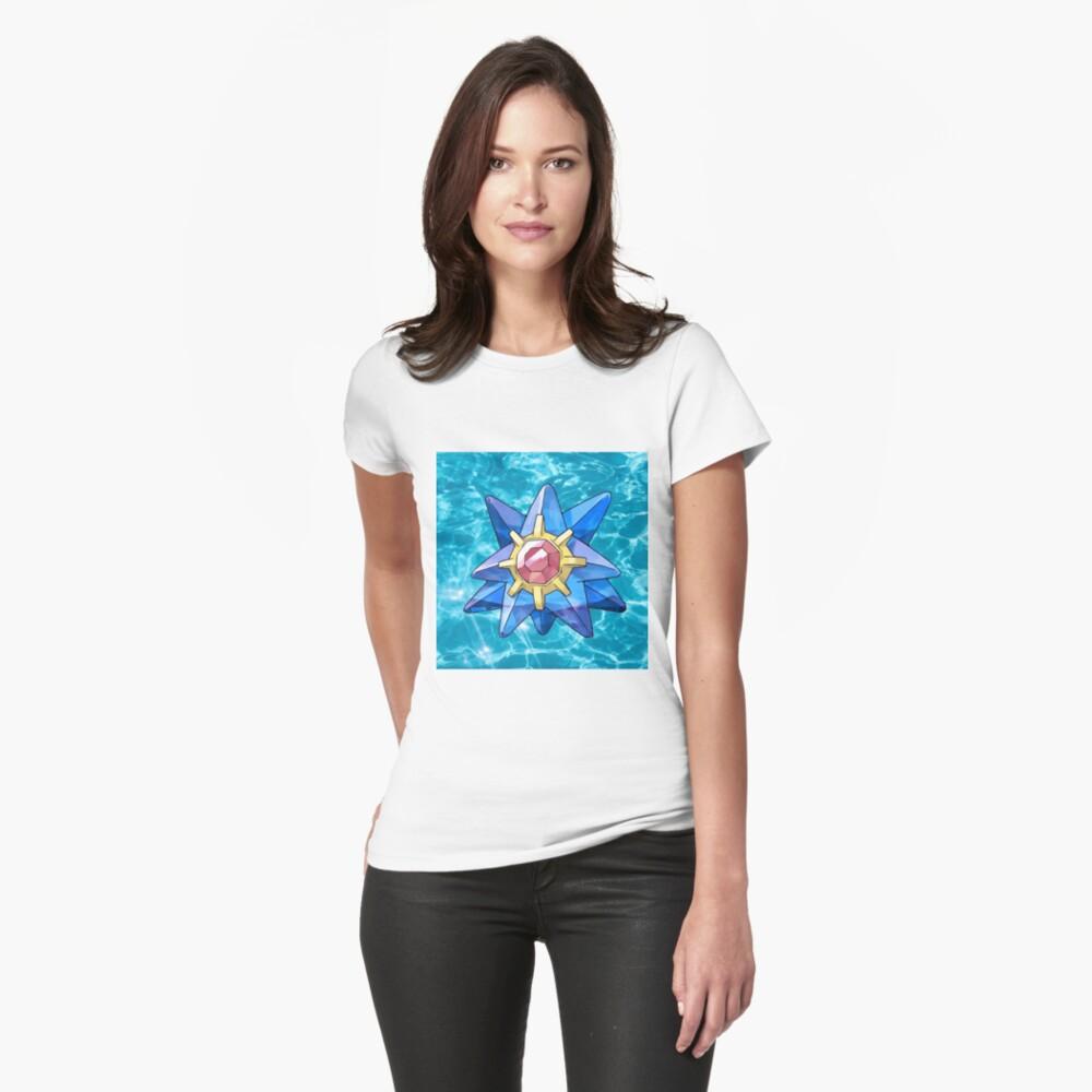 Zafiro Starmie Camiseta entallada