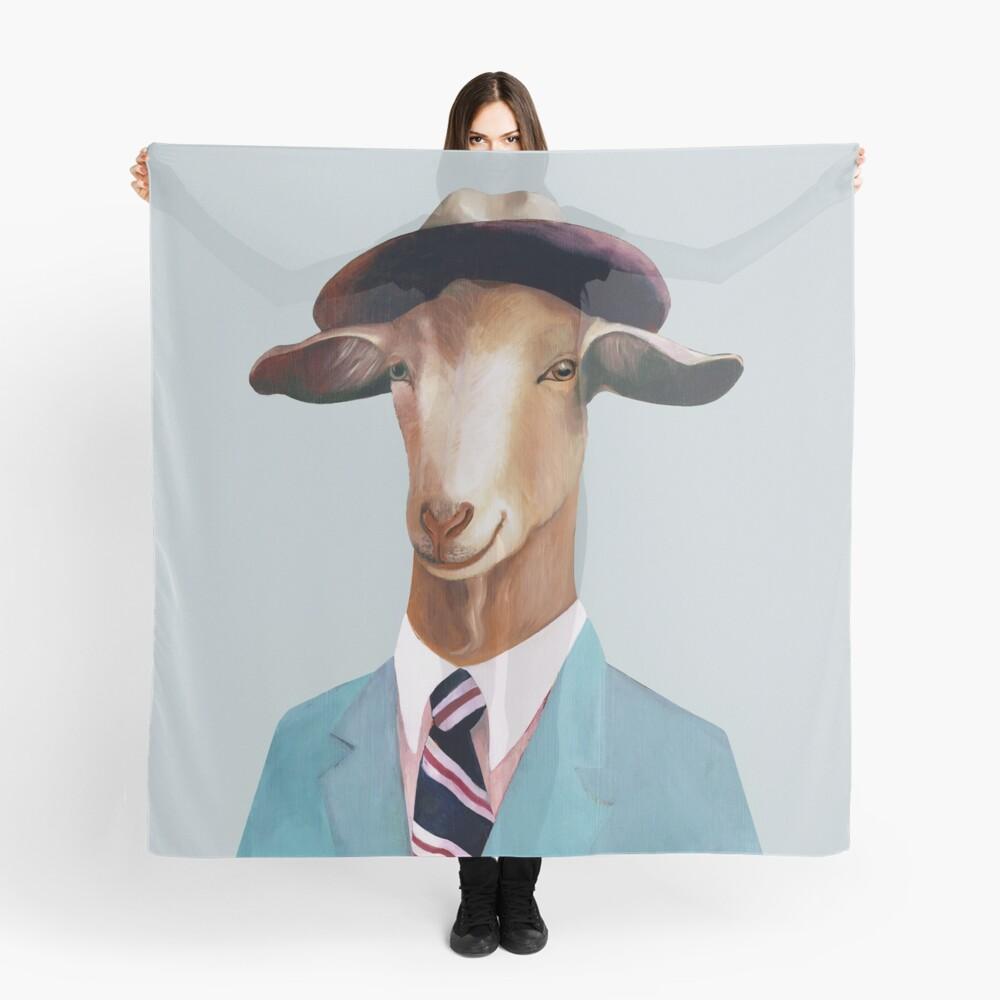 Goat Scarf