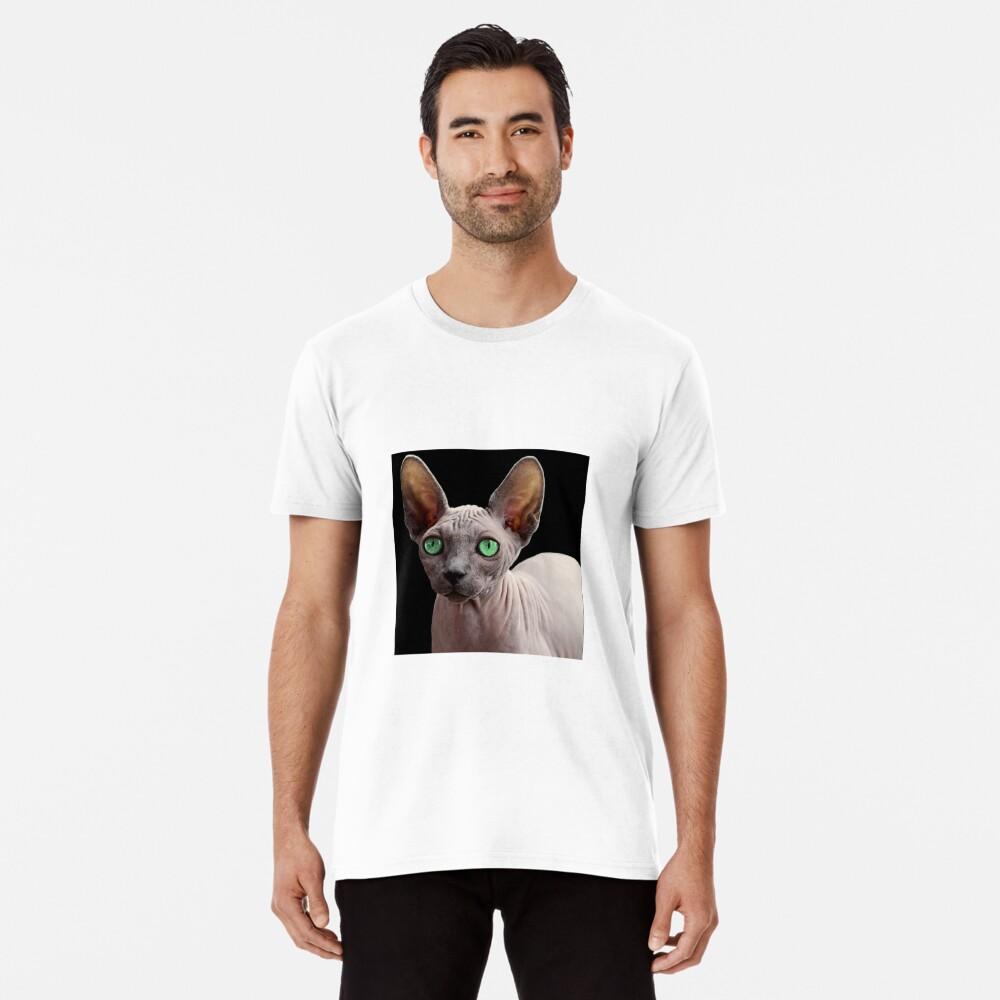 Sphynx Cat Premium T-Shirt