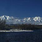 Pristine Spanish Peaks after Snowfall by Robert W. Spath II