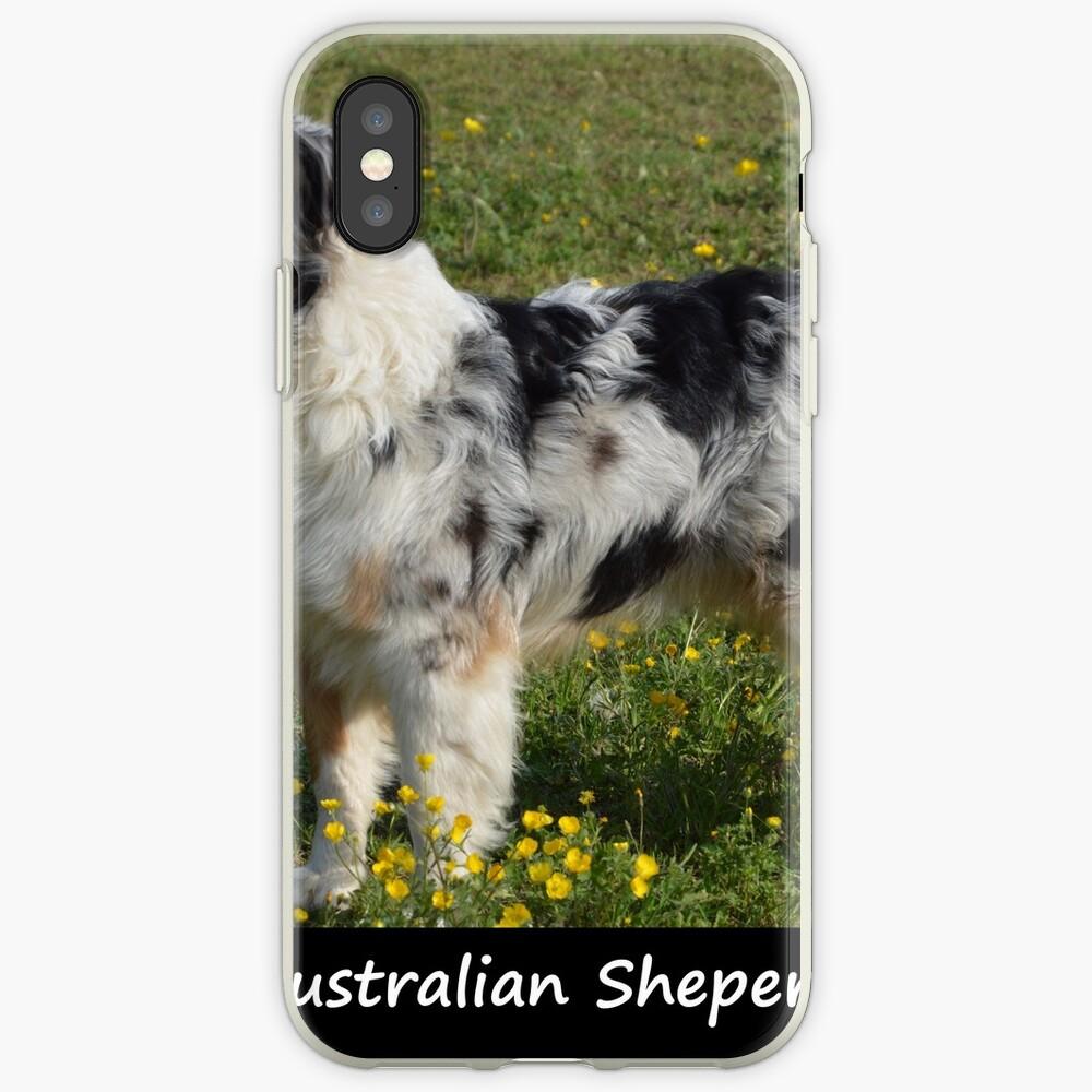 Australian Sheperd iPhone Cases & Covers