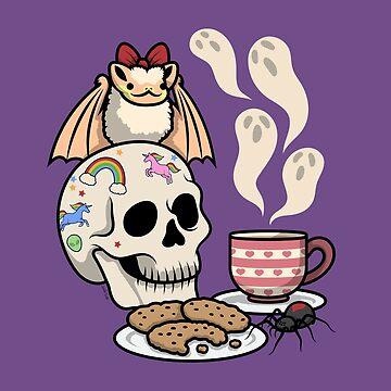 Spooky Tea Time by Jennifer-Smith