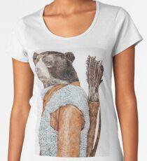 Jägerbär Frauen Premium T-Shirts