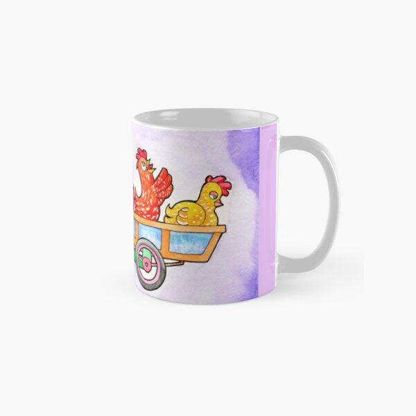 The Fox and Hens Classic Mug