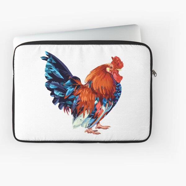 Star Spangled Chicken Laptop Sleeve