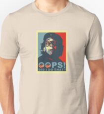 Oops Obama Unisex T-Shirt