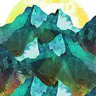Mount Emerald von steveswade