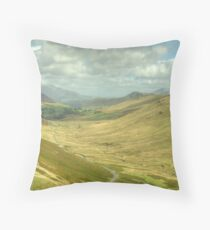 The Newlands Valley Throw Pillow