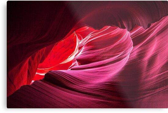 Purple Wave by jongasphoto