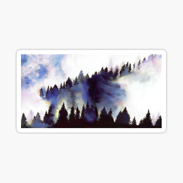 Forêt Rêve Sticker