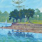Darling Point - Manly by Cary McAulay