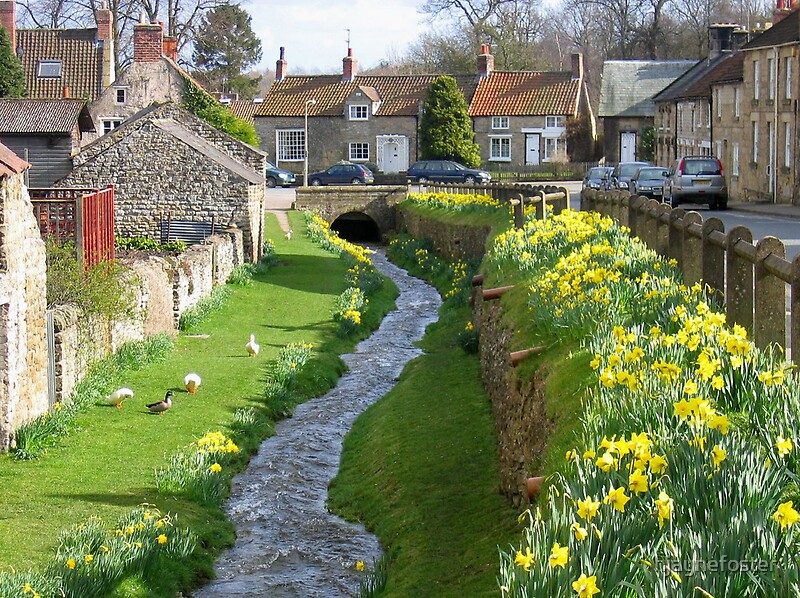 """Helmsley, North Yorkshire, England"" by hjaynefoster ..."