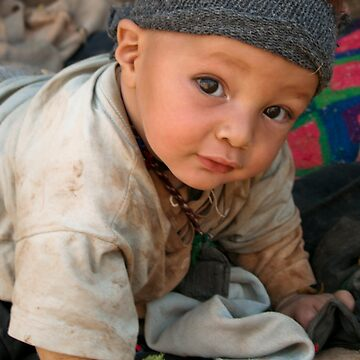 Berber Baby by deltagphoto
