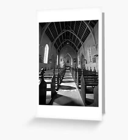 St. Aloysius Greeting Card
