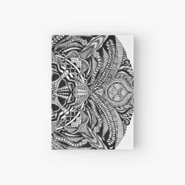Mandala No.8 Hardcover Journal
