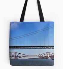 The Forth Bridges Tote Bag
