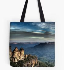 Three Sisters - Blue Mountains NSW Tote Bag