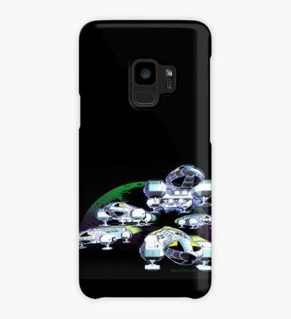 Soaring Eagles Print Case/Skin for Samsung Galaxy