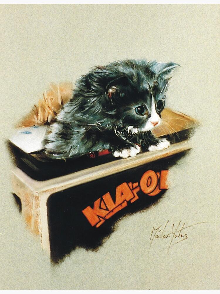 Kia-Ora Kat by melissamyartist