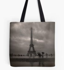 Damien's Paris Holiday Tote Bag