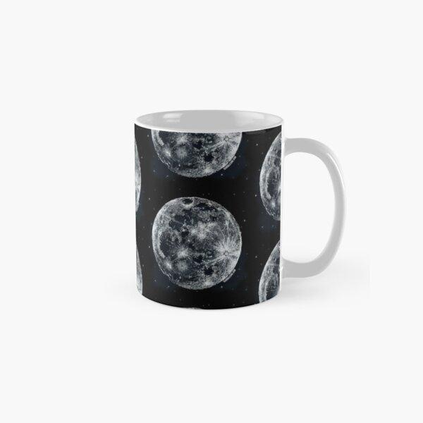 Scribbled Moon Tasse (Standard)