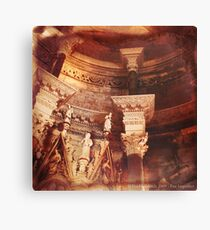 Past Imperfect - Cathedral Split, Croatia Canvas Print
