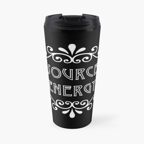 SOURCE ENERGY Travel Mug