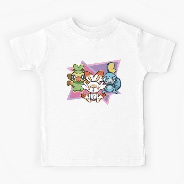 Les entrées de la région de Galar T-shirt enfant