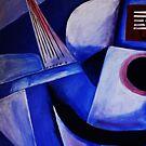 broken Colours III by Susan van Zyl