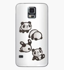 Rolling panda Case/Skin for Samsung Galaxy