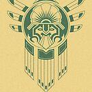 Inca Bird Tattoo by Rustyoldtown