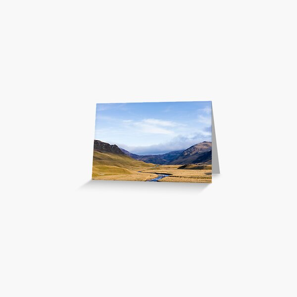 Scenic Cairngorms Greeting Card