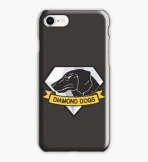 Diamond Dogs (MGSV) iPhone Case/Skin