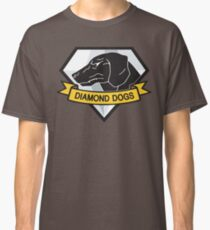 Diamond Dogs (MGSV) Classic T-Shirt