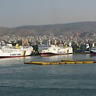 Anek Lines and Hellenic Seaways by Parafull