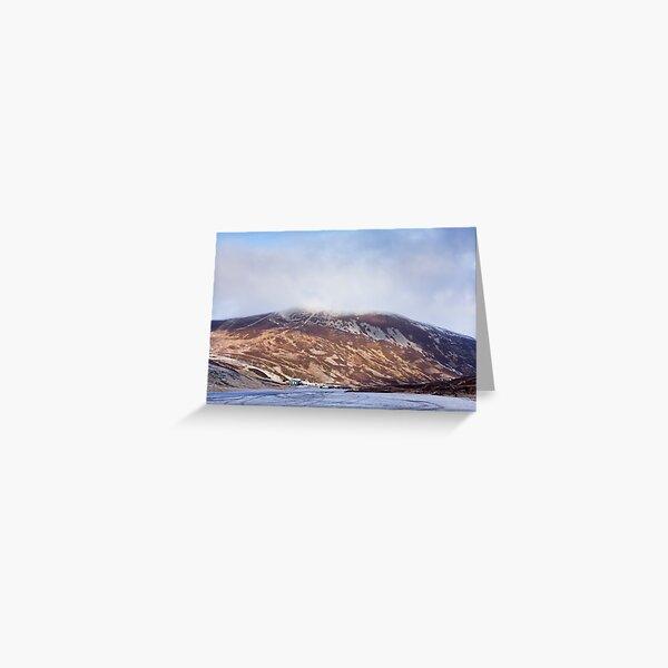 Glenshee Greeting Card