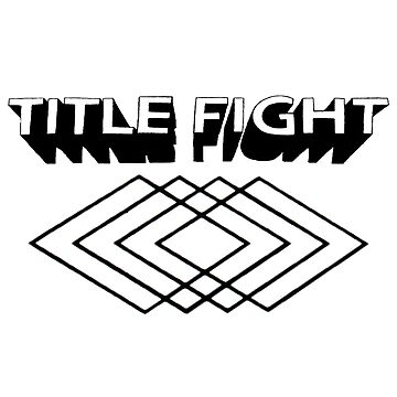 Title Fight Hyperview  by squidg3