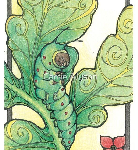 Caterpillar by Carrie Alyson