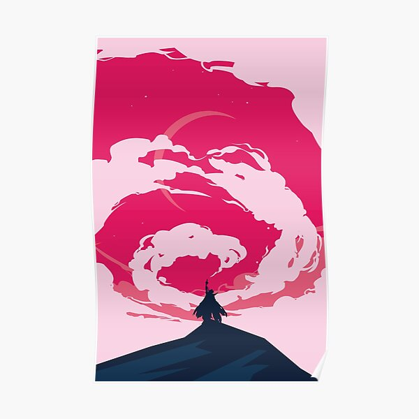 Gurren Lagann Art poster Poster