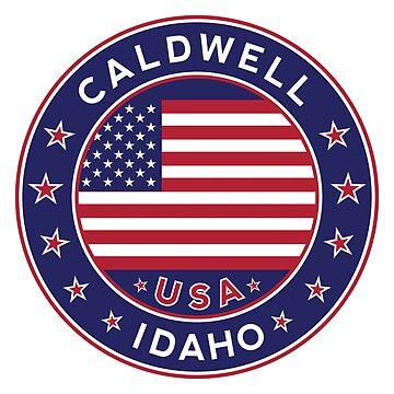 Caldwell, Idaho by Alma-Studio